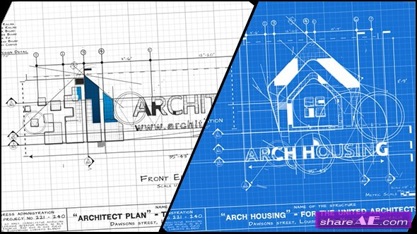 Videohive Architect Logo