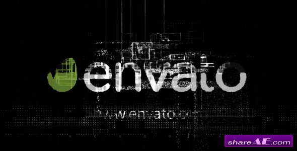 Videohive Digital Logo Reveal 3 in 1