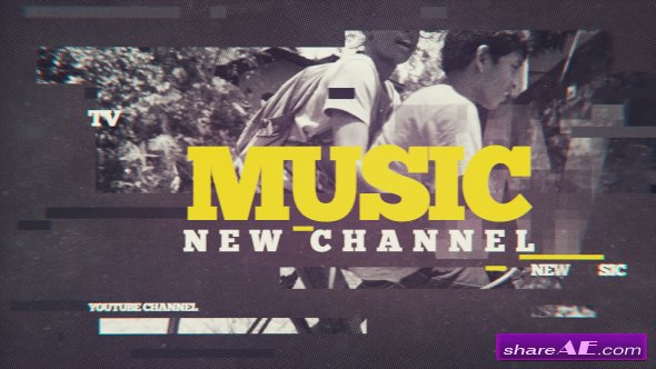 Videohive Music Channel