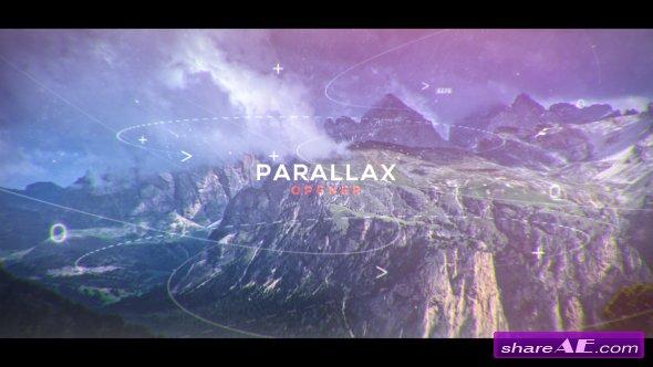 Videohive Modern Inspirational Parallax Opener   Slideshow