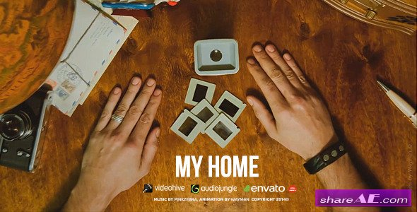 Videohive My Home
