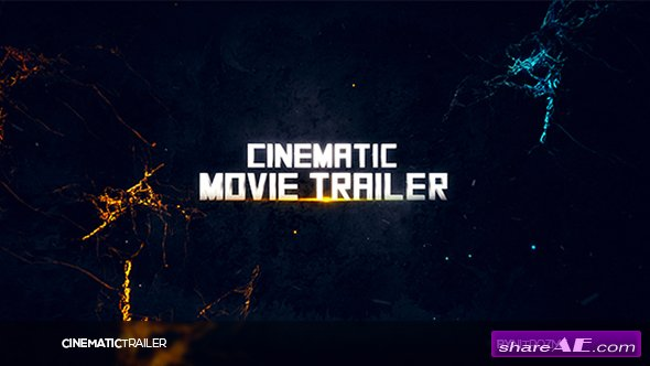 Videohive Movie Trailer 19622530