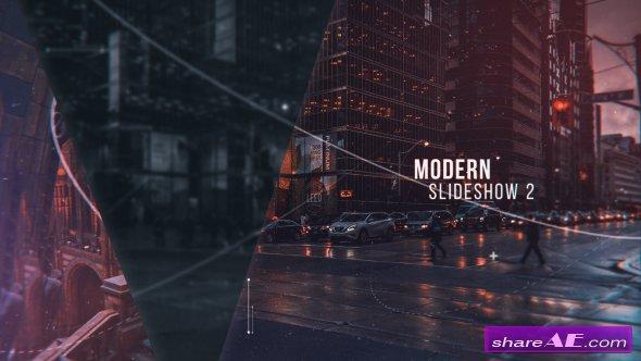 Videohive Modern Slideshow 2
