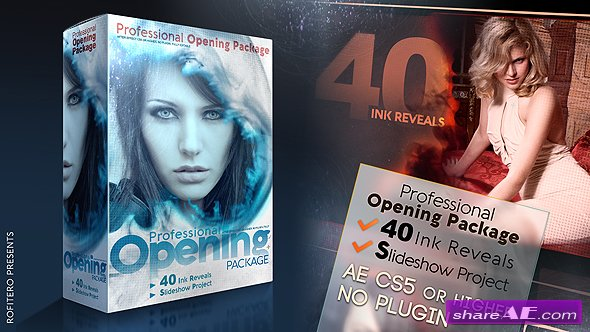 Videohive Professional Opening Package