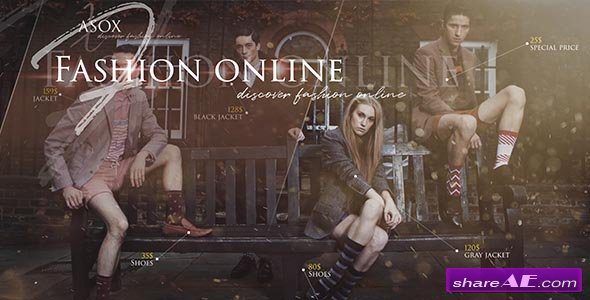 Videohive Fashion Online Shop