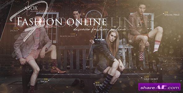 Videohive Fashion Online Shop
