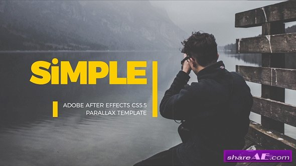 Videohive SImple Parallax Photo Gallery | v.3