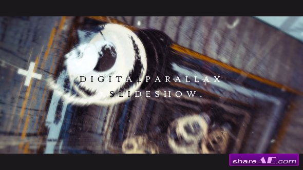 Videohive Digital Parallax Slideshow I Opener 19679775
