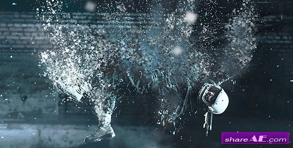 Videohive Motion Particles - Photo Toolkit
