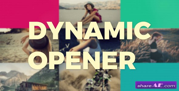 Videohive Dynamic Opener 19872059