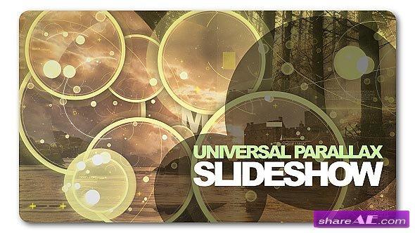Videohive Universal Parallax Slideshow