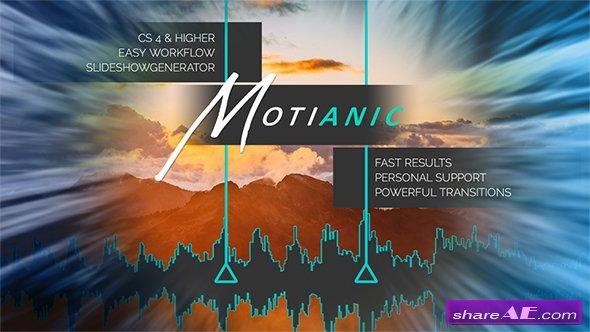 Videohive Motianic - Slideshow Creator