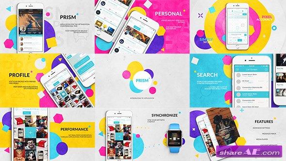 Videohive Prism // App Promo
