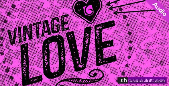 Vintage Love (Audiojungle)