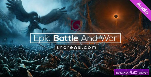 Epic Battle And War (Audiojungle)