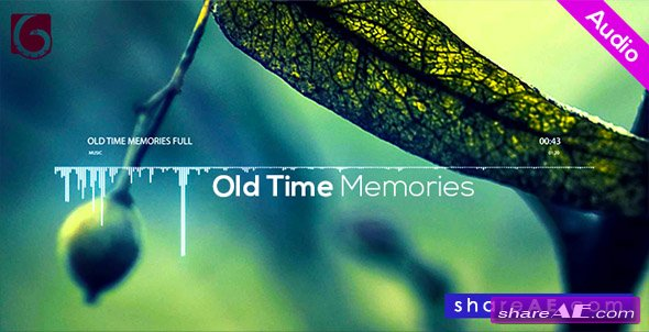Old Time Memories (Audiojungle)