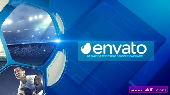 Videohive Broadcast Soccer Package