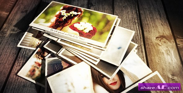 Videohive Lovely Memories Photo Slideshow