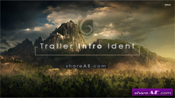Trailer Intro Ident (Audiojungle)