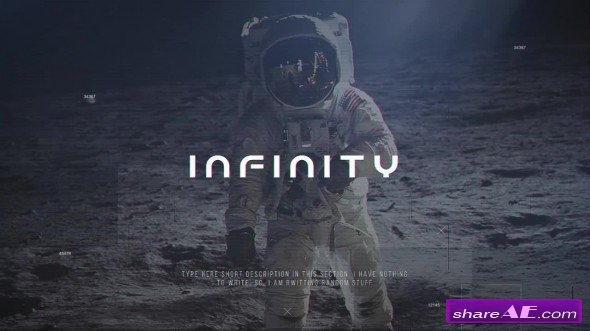 Infinity - After Effects Template (Motion Array)