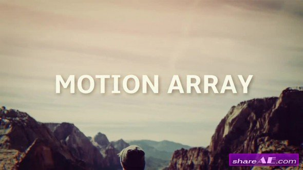 Summer Clean Promo - After Effects Template (Motion Array)