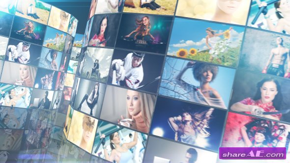Videohive MultiScreen Studio V3