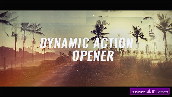 Videohive Dynamic Action Opener