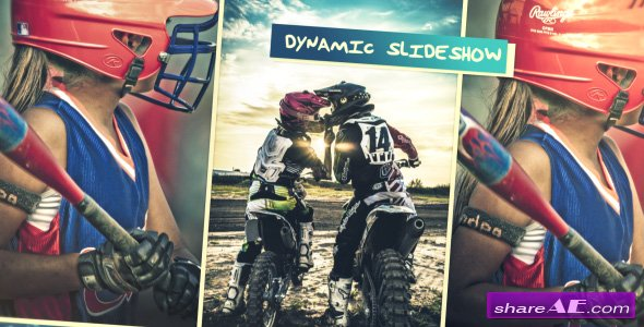 Videohive Dynamic Slideshow 19853827