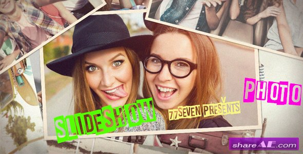Videohive Photo Slide Show