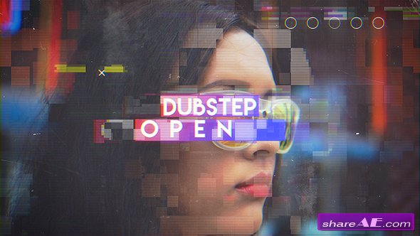 Videohive Dubstep Fashion Promo