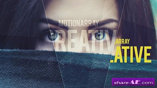 Clean Slideshow - After Effects Template (Motion Array)
