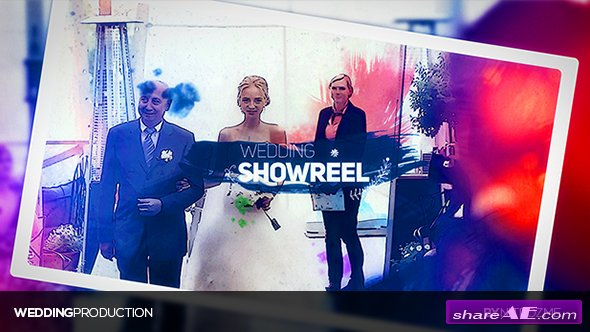 Videohive Wedding Day