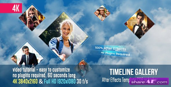 Videohive Timeline Gallery