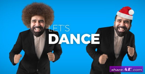 Videohive Let's Dance 19736298