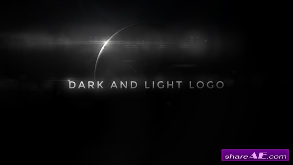 Videohive Dark And Light Logo