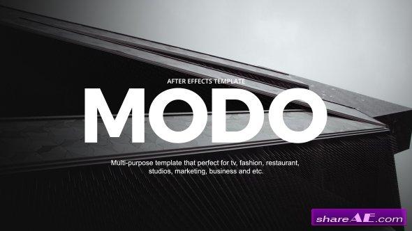 Videohive Modo - Fashion Broadcast