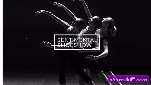 Sentimental opener - After Effects Template (Motion Array)