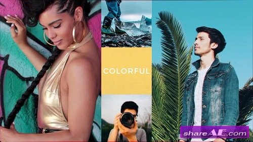 Summer Slideshow 35895 - After Effects Template (Motion Array)