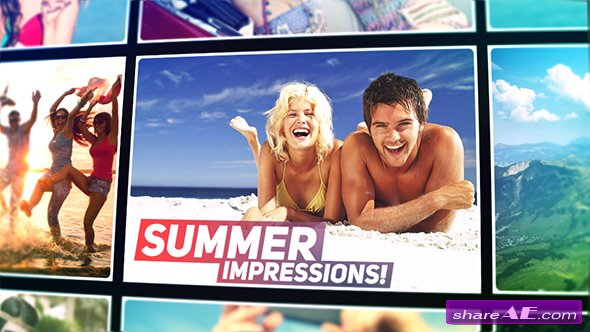 Videohive Summer Impressions!