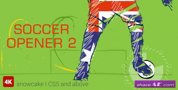 Videohive Soccer Opener 2
