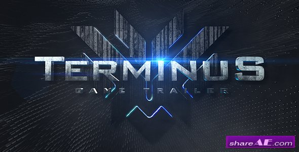 Videohive Terminus Game Trailer