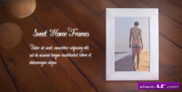 Videohive Sweet Home Frames