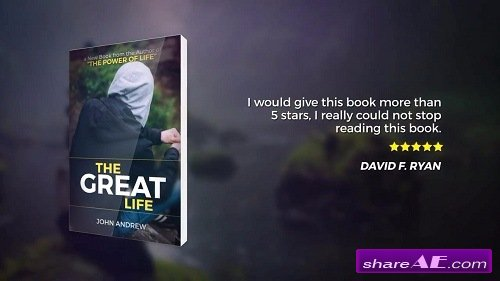 The Book Promo - After Effects Template (Motion Array)