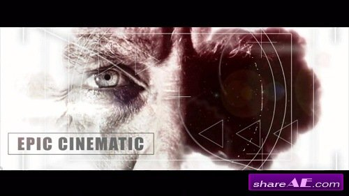 Epic Inspiring Cinematic Slideshow - After Effects Template (Motion Array)