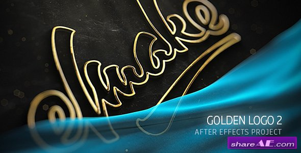 Videohive Gold Logo 19997795