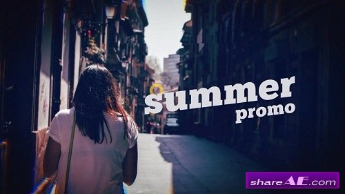 Summer Opener - After Effects Template (Motion Array)