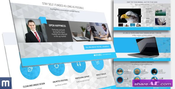 Videohive Business Planning - Clean Presentation