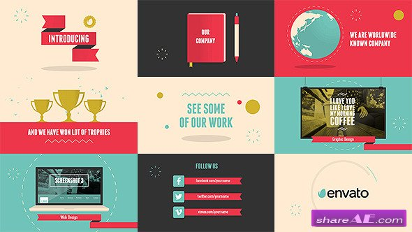videohive introducing  u00bb free after effects templates