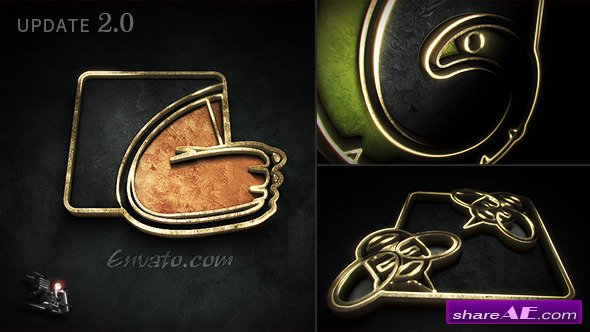 Cinematic Logo Toolkit Pro - After Effects Project (Videohive)