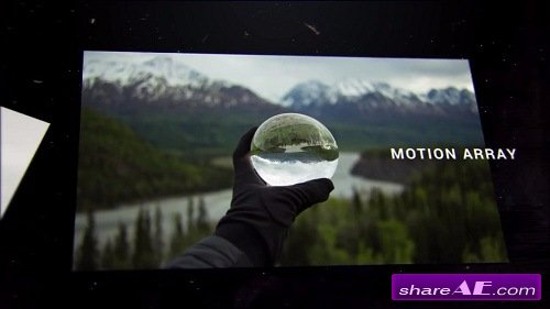 New Memory Slideshow - After Effects Template (Motion Array)